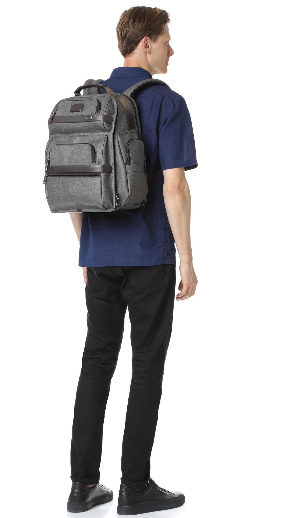 d180d9709 Tumi T-Pass Business Class Brief Backpack | EAST DANE