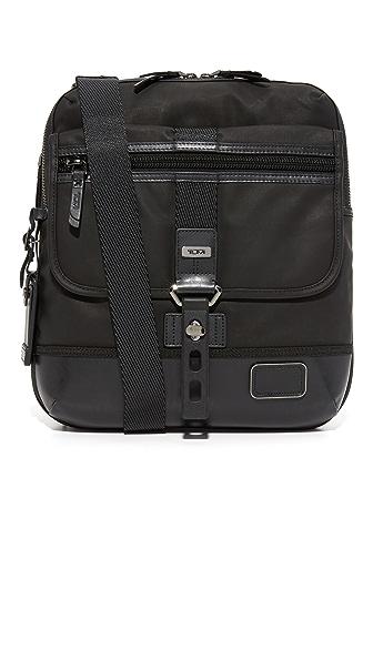 Tumi Alpha Bravo Annapolis Zip Flap Briefcase