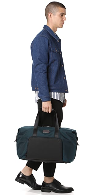 Tumi Alpha Double Expansion Travel Satchel