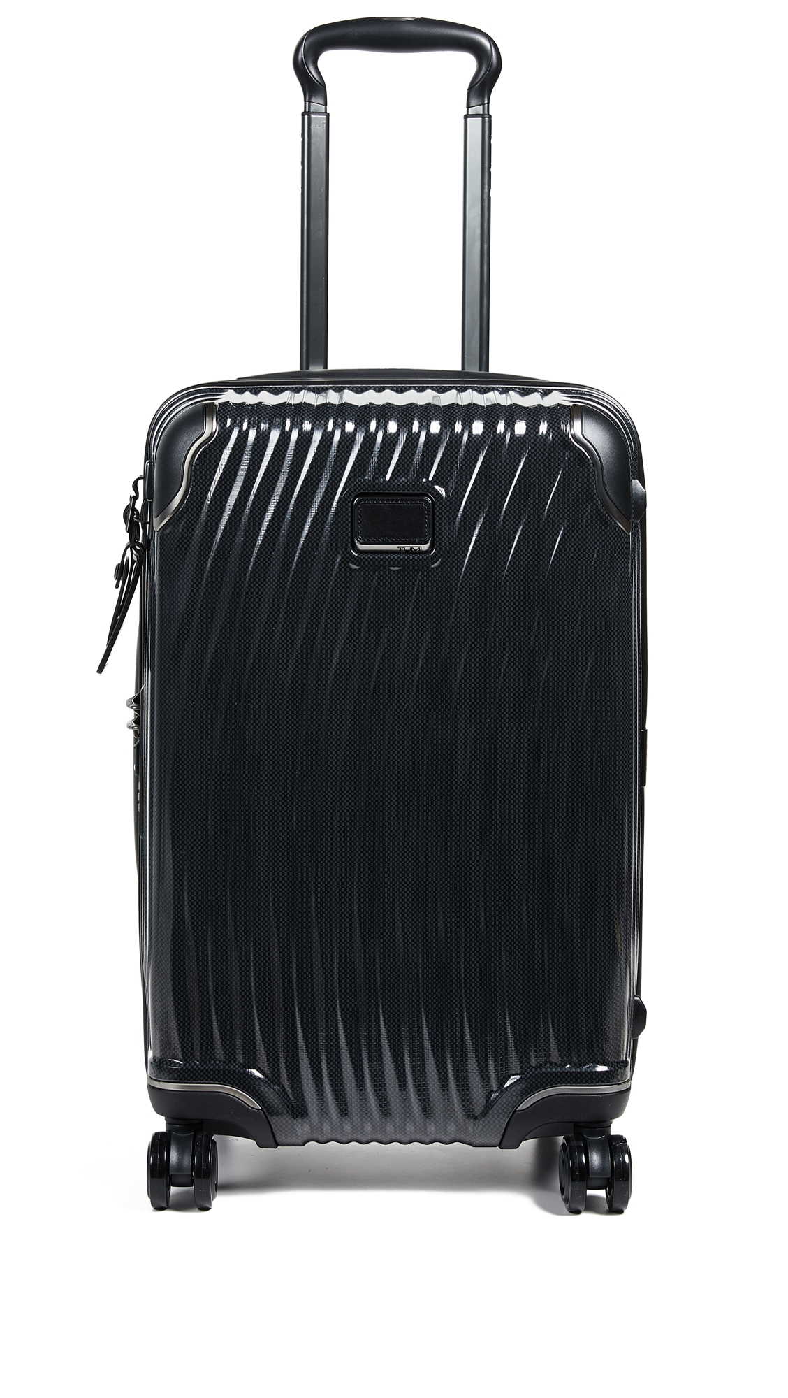 Latitude International Carry On Suitcase, Black from EAST DANE