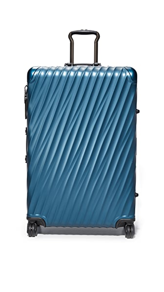Tumi 19 Degrees Extended Trip Packing Case In Blue