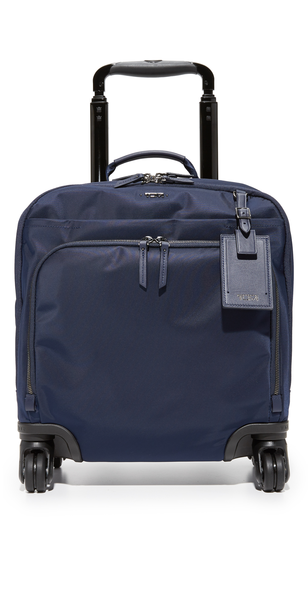 Oslo 4 Wheel Compact Carry On Luggage Tumi