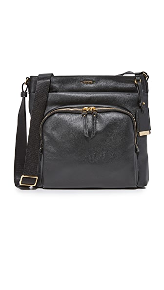Tumi Capri Cross Body Bag - Black