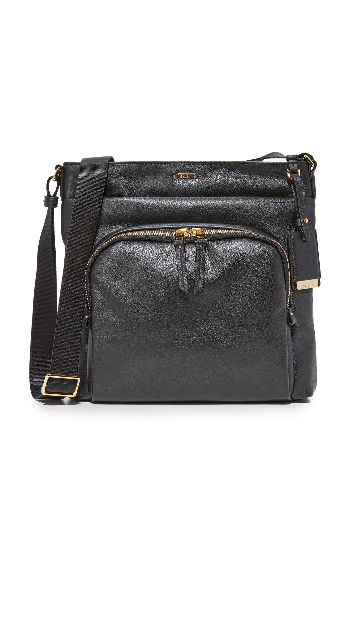 Tumi Capri Cross Body Bag - Black