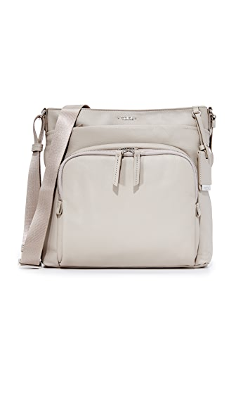 Tumi Capri Cross Body Bag - Grey