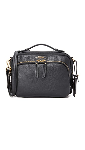 Tumi Luanda Flight Bag - Black