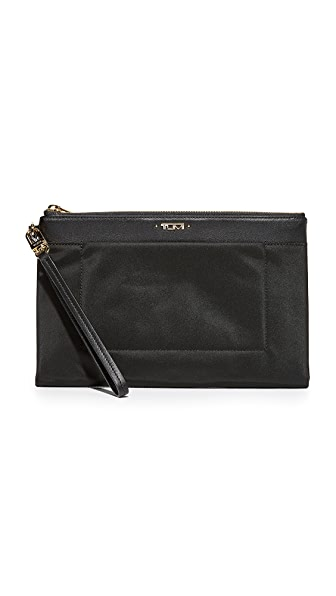 Tumi Lindley Wristlet - Black