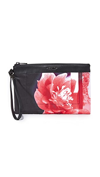 Tumi Lindley Wristlet - Gallery Floral