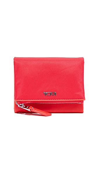 Tumi Flap Card Case - Hot Pink