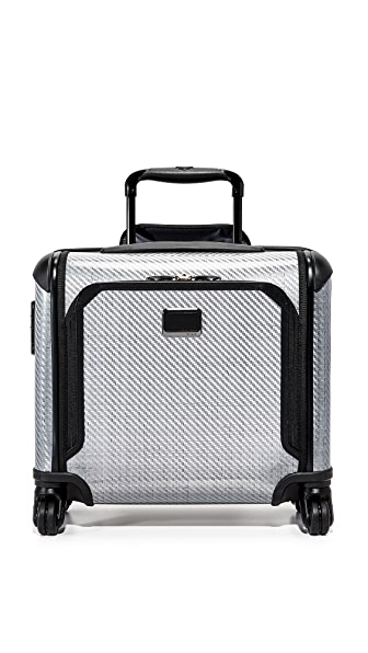 Tumi Tegra Lite Max Carry On Suitcase - T-Graphite
