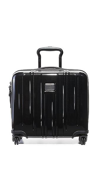 Tumi Tumi V3 Carry On Suitcase - Black