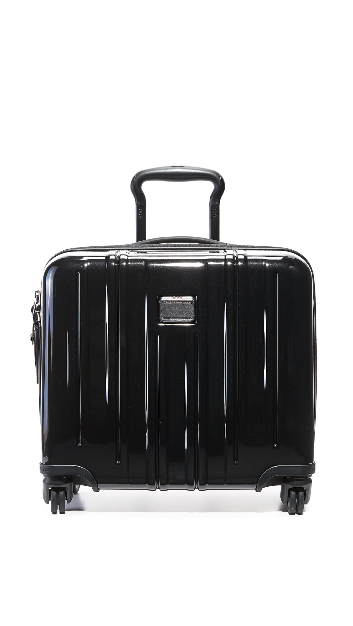 Tumi Tumi V3 Carry On Suitcase - Black