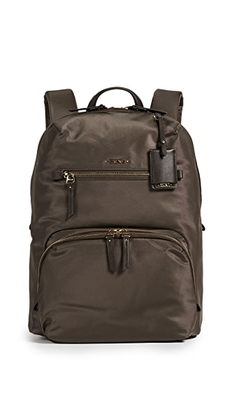 Tumi Halle Backpack In Mink