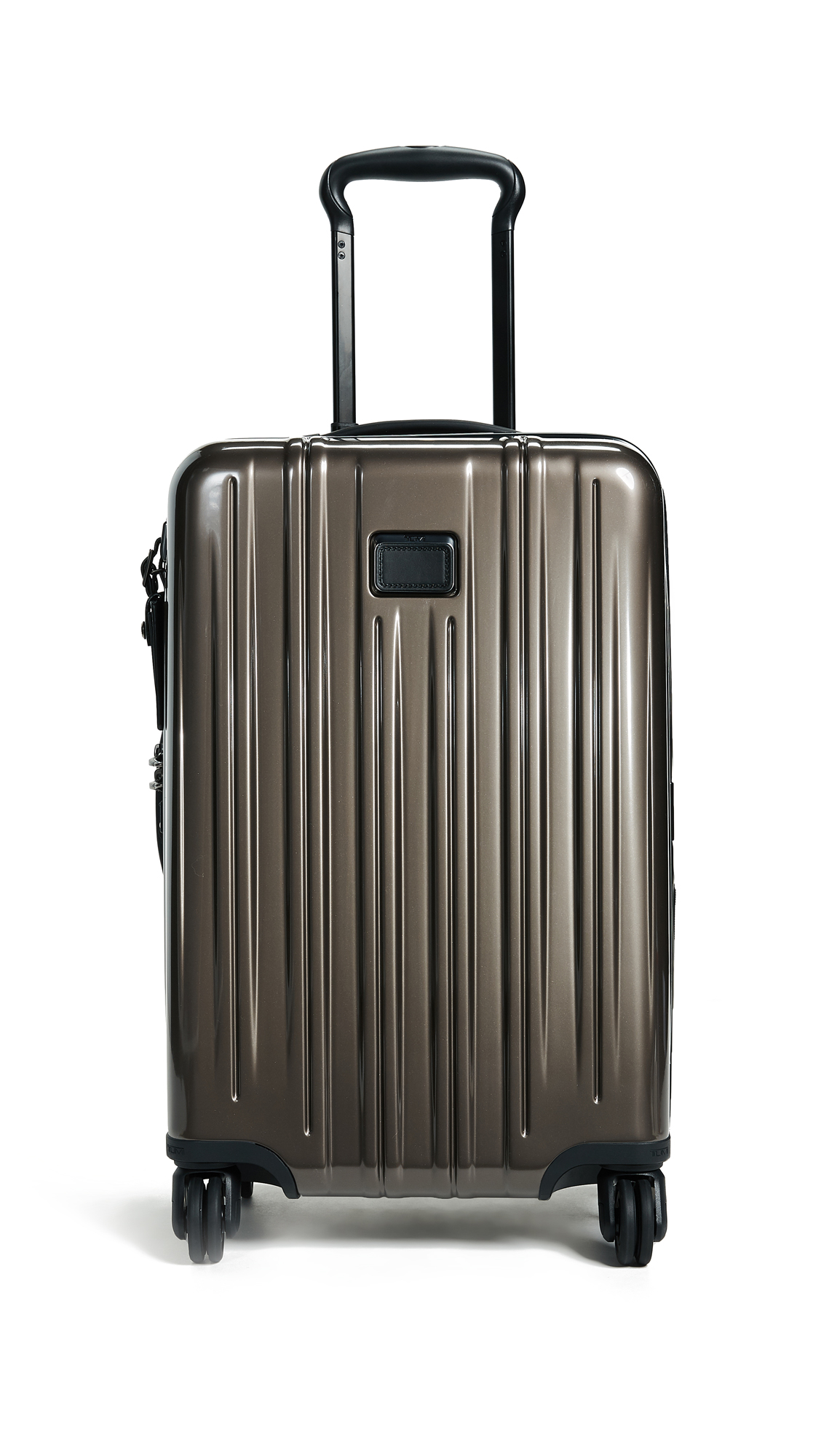 V3 Short Trip 26-Inch Expandable Wheeled Packing Case - Metallic, Mink