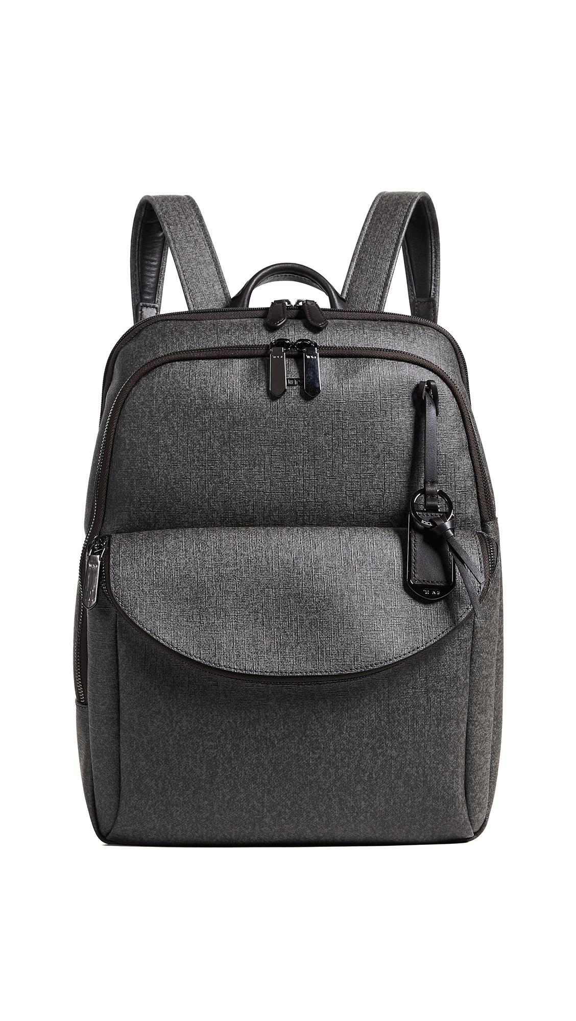 Tumi Hettie Backpack - Earl Grey