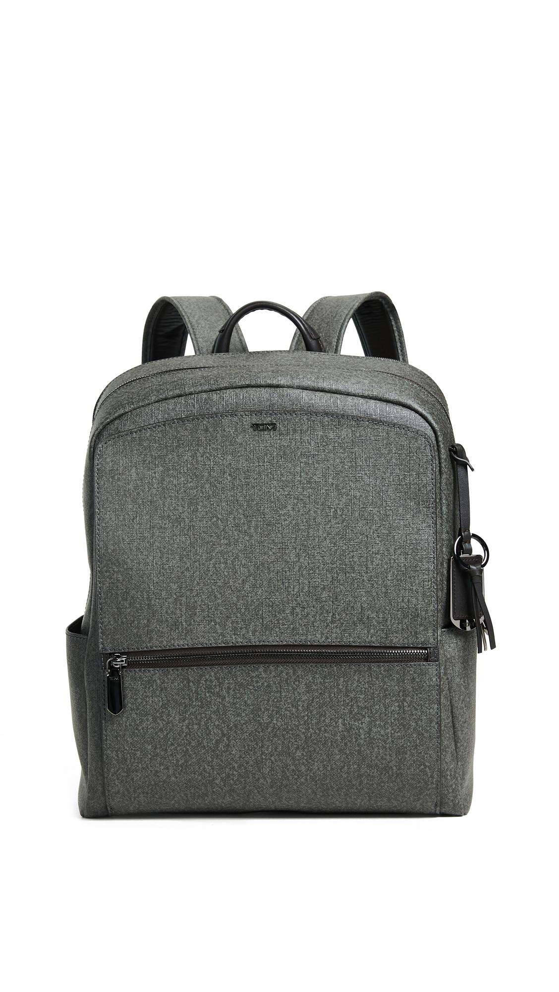 Tumi Becca Backpack - Earl Grey