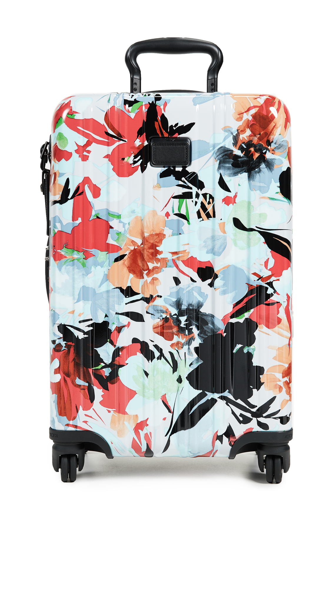 5fb4d0c2ab Tumi International Expandable Carry On Suitcase In Pacific Floral ...