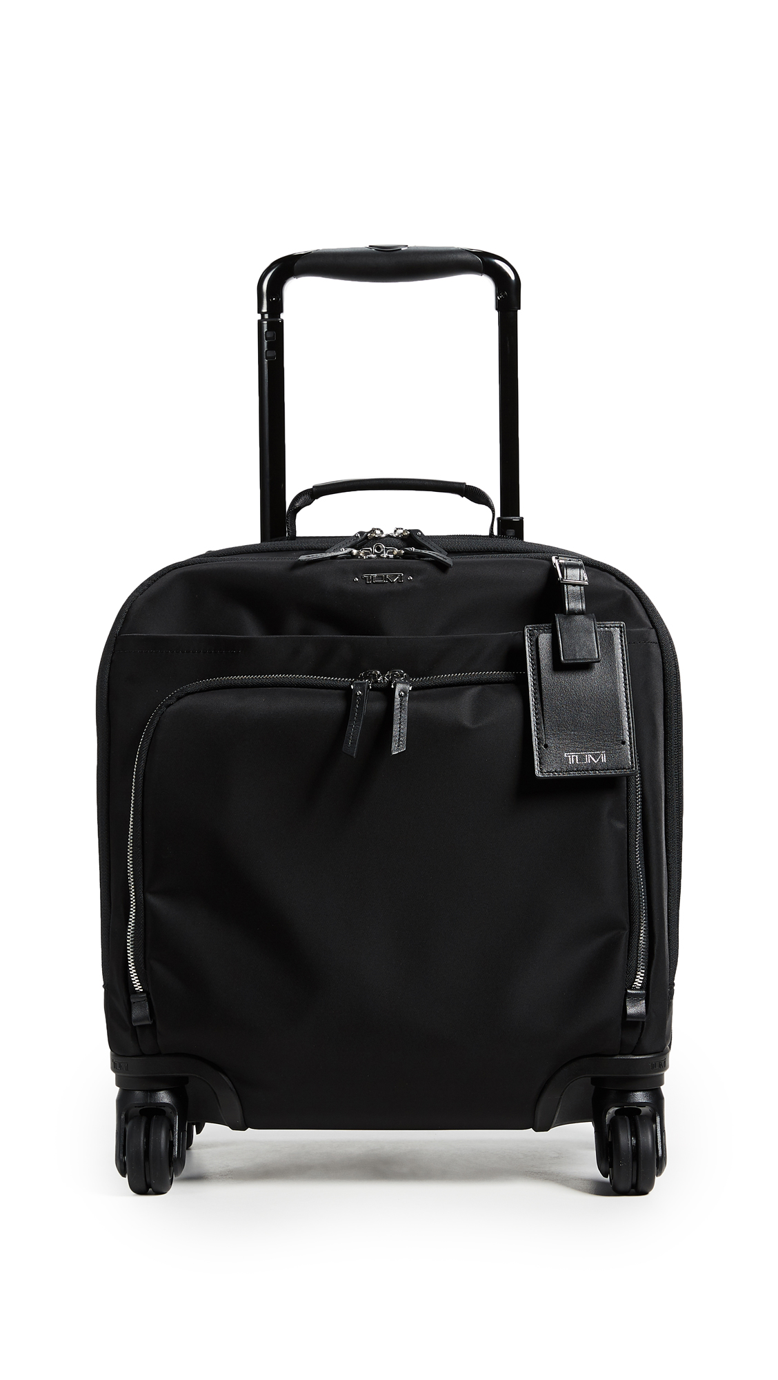 OSLO 4 WHEEL COMPACT CARRY ON SUITCASE