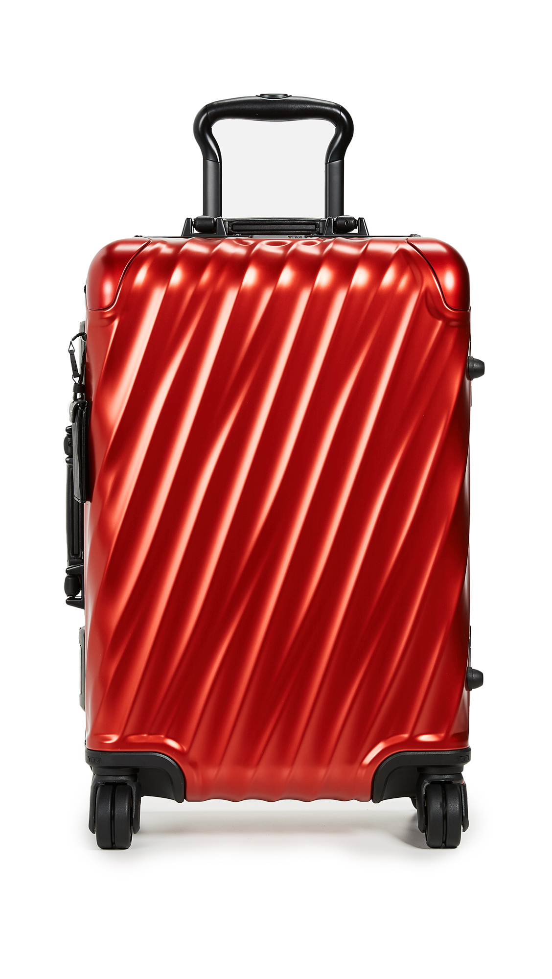TUMI 19 DEGREE ALUMINIUM INTERNATIONAL CARRY ON SUITCASE