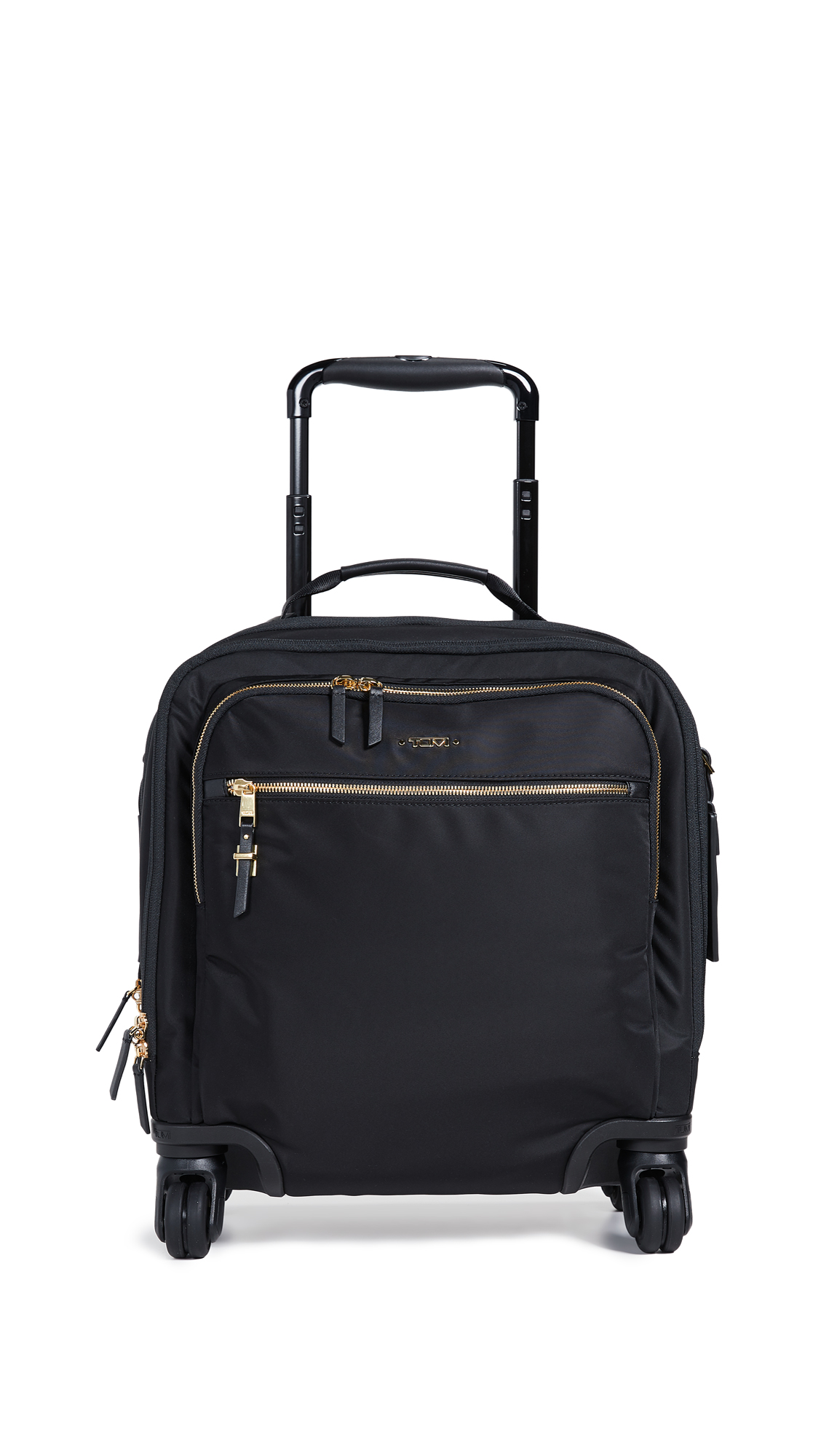 Voyageur Osona 16-Inch Compact Carry-On - Black