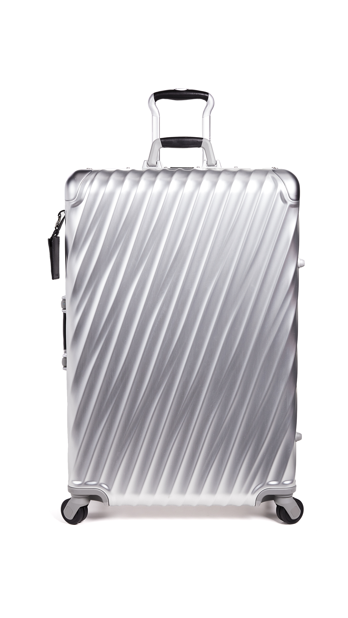 19 Degree Aluminium Extended Trip Packing Case, Silver