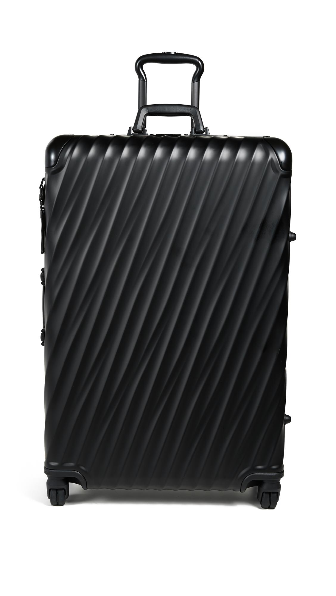 Tumi 19 Degree Aluminium Extended Trip Packing Case in Black Matte
