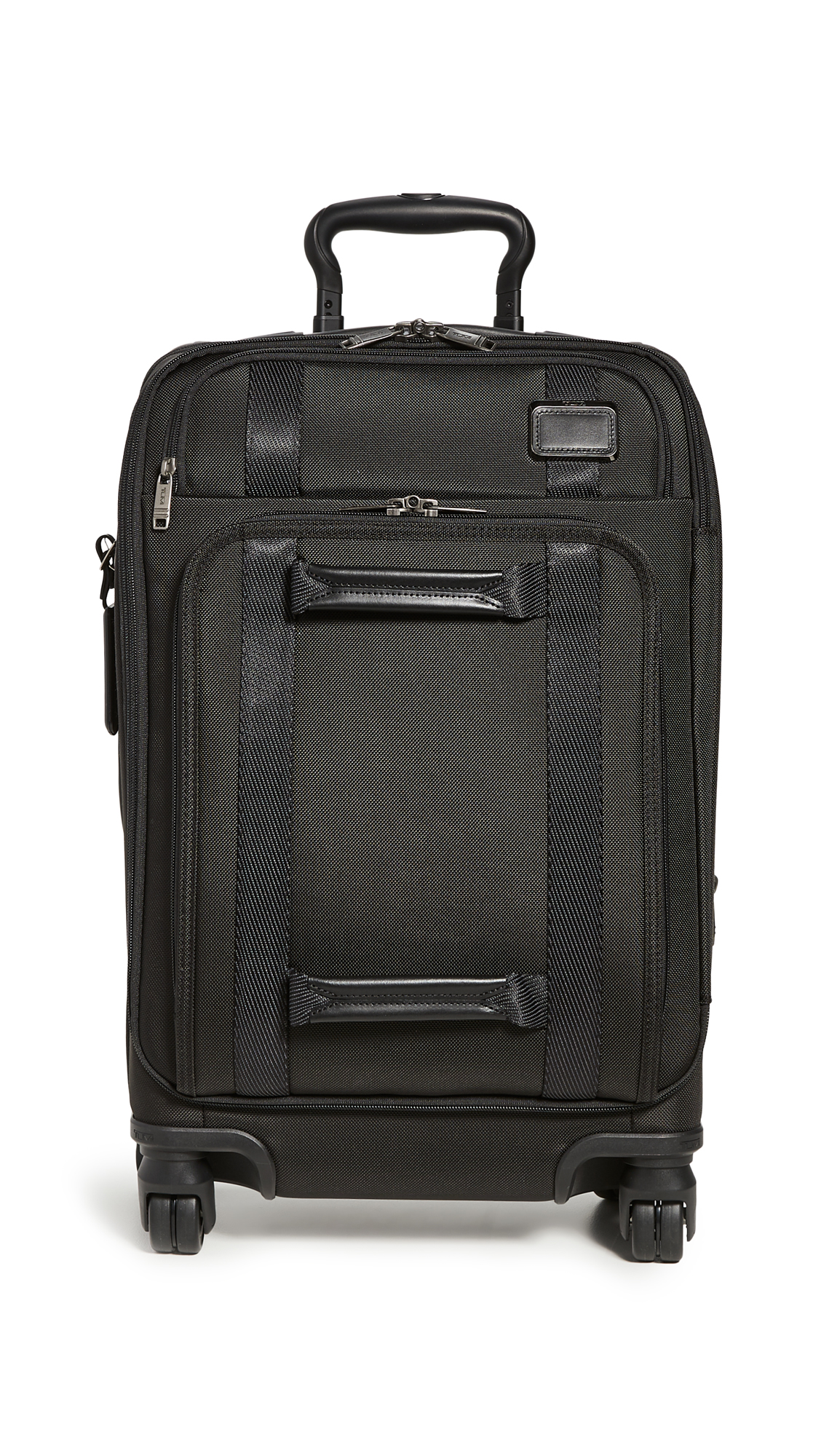 Tumi Merge Collection 22-inch International Expandable Wheeled Carry-on Bag In Grey/ Black Stripe