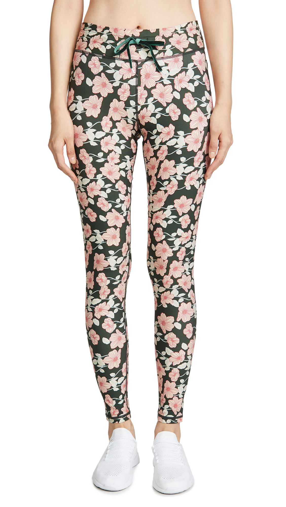Buy The Upside online - photo of The Upside Poppy Floral Yoga Pants