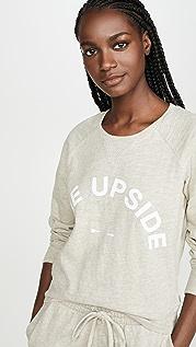 The Upside Horseshoe Bronte Crew Sweatshirt