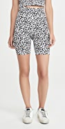 The Upside Ice Leopard Dance Shorts