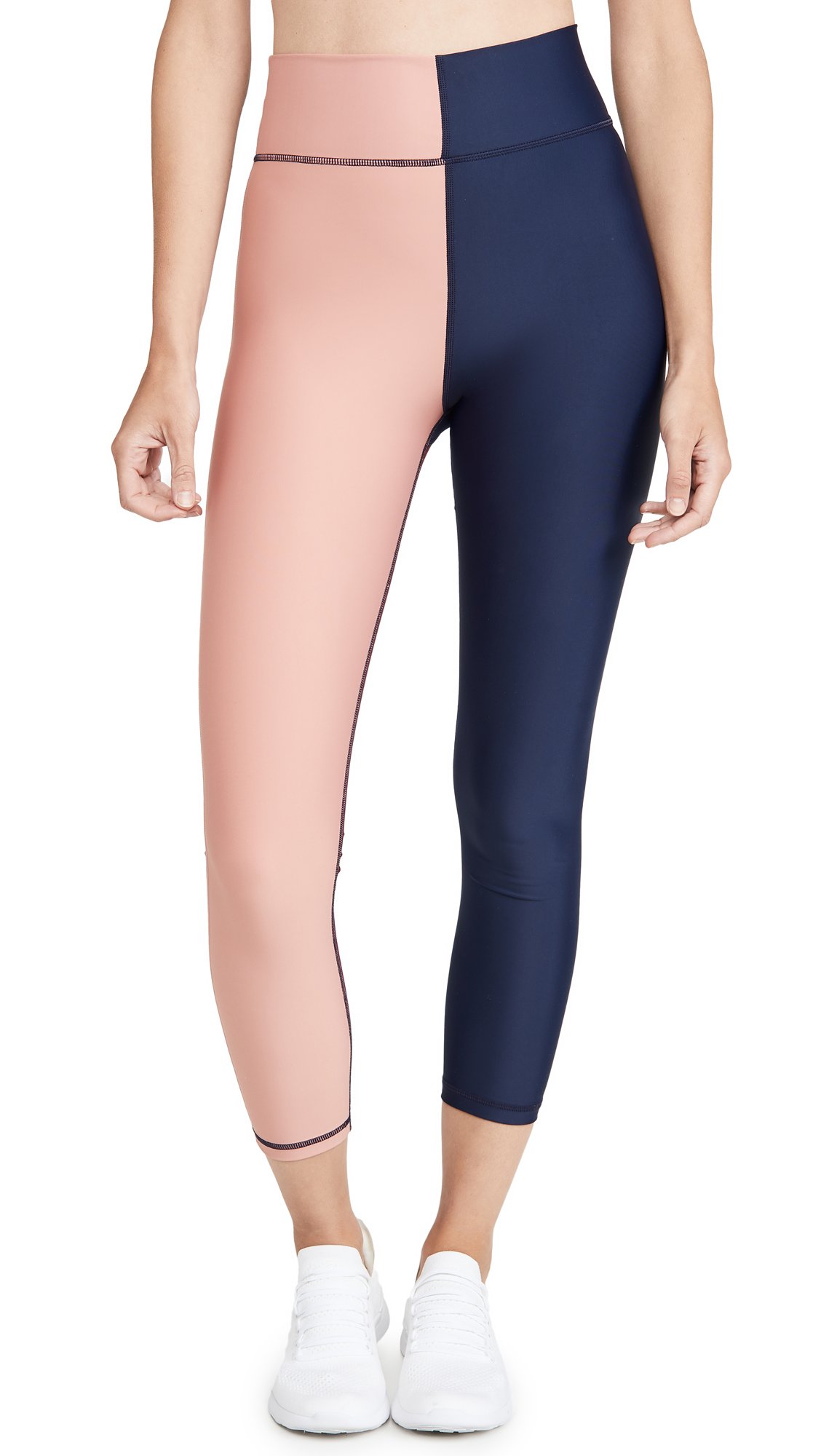 Buy The Upside online - photo of The Upside Harlequin Dance Midi Leggings