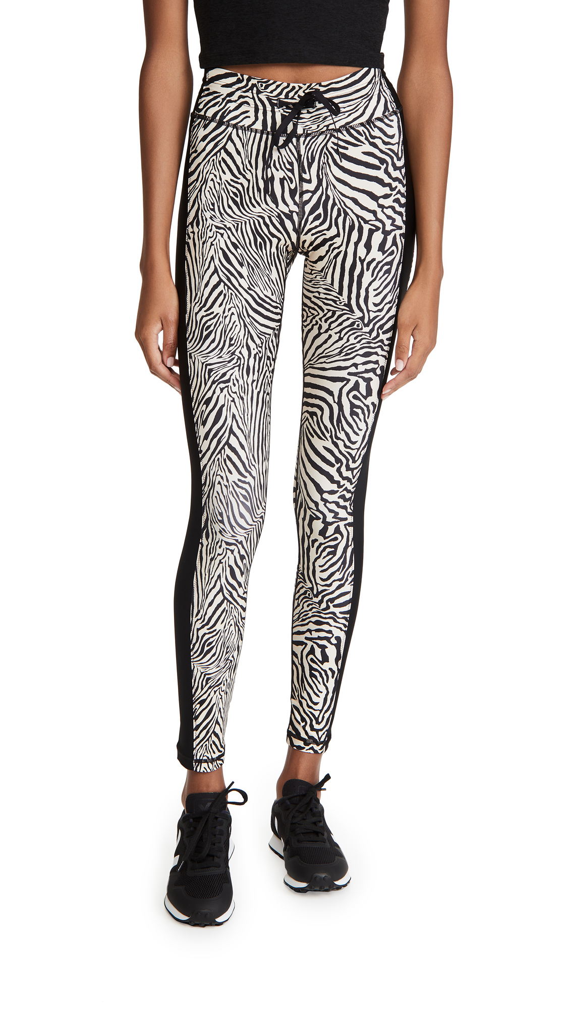 The Upside Zebra Yoga Pants