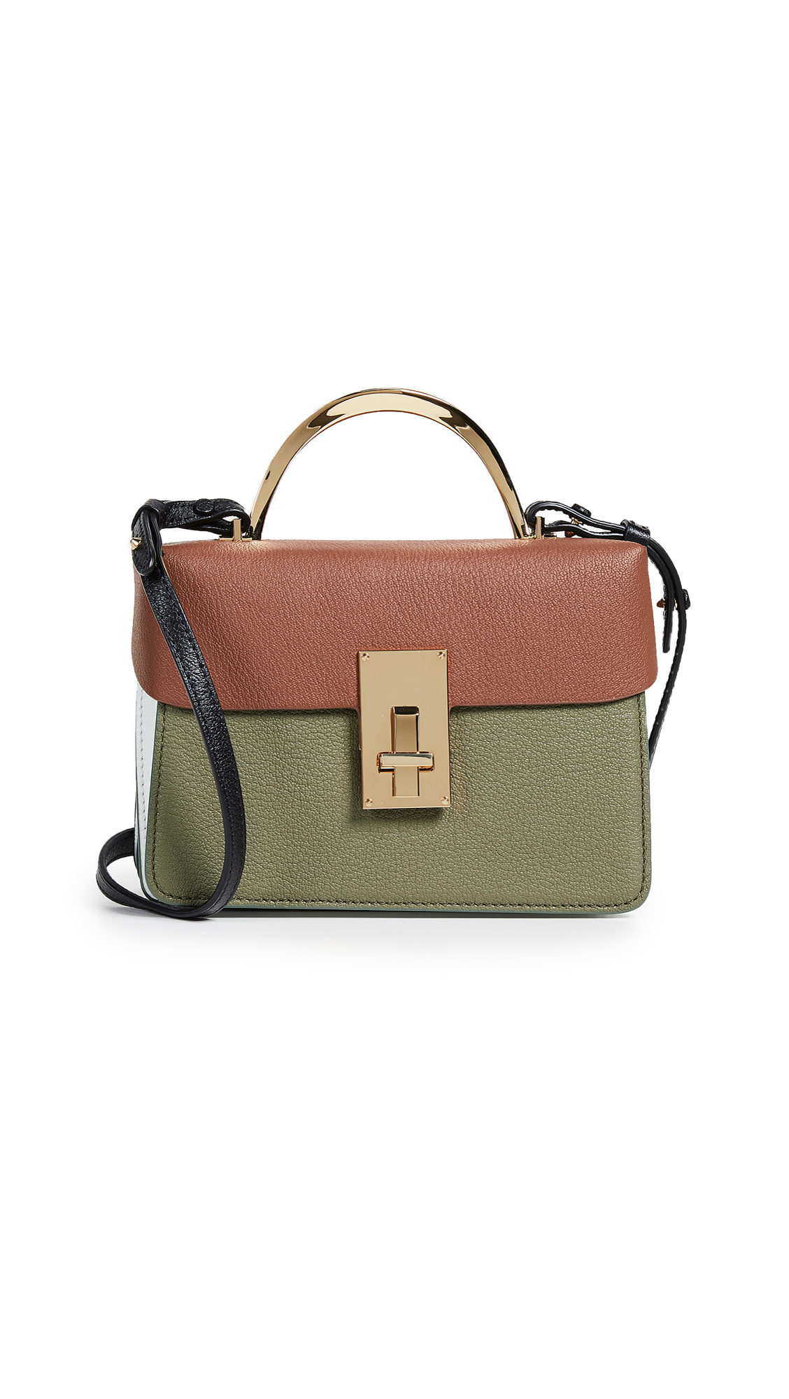 THE VOLON EXCLUSIVE DATA BASIC SATCHEL