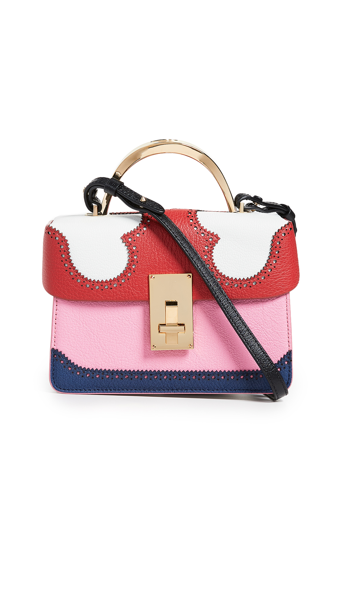 THE VOLON DATA ALICE SATCHEL