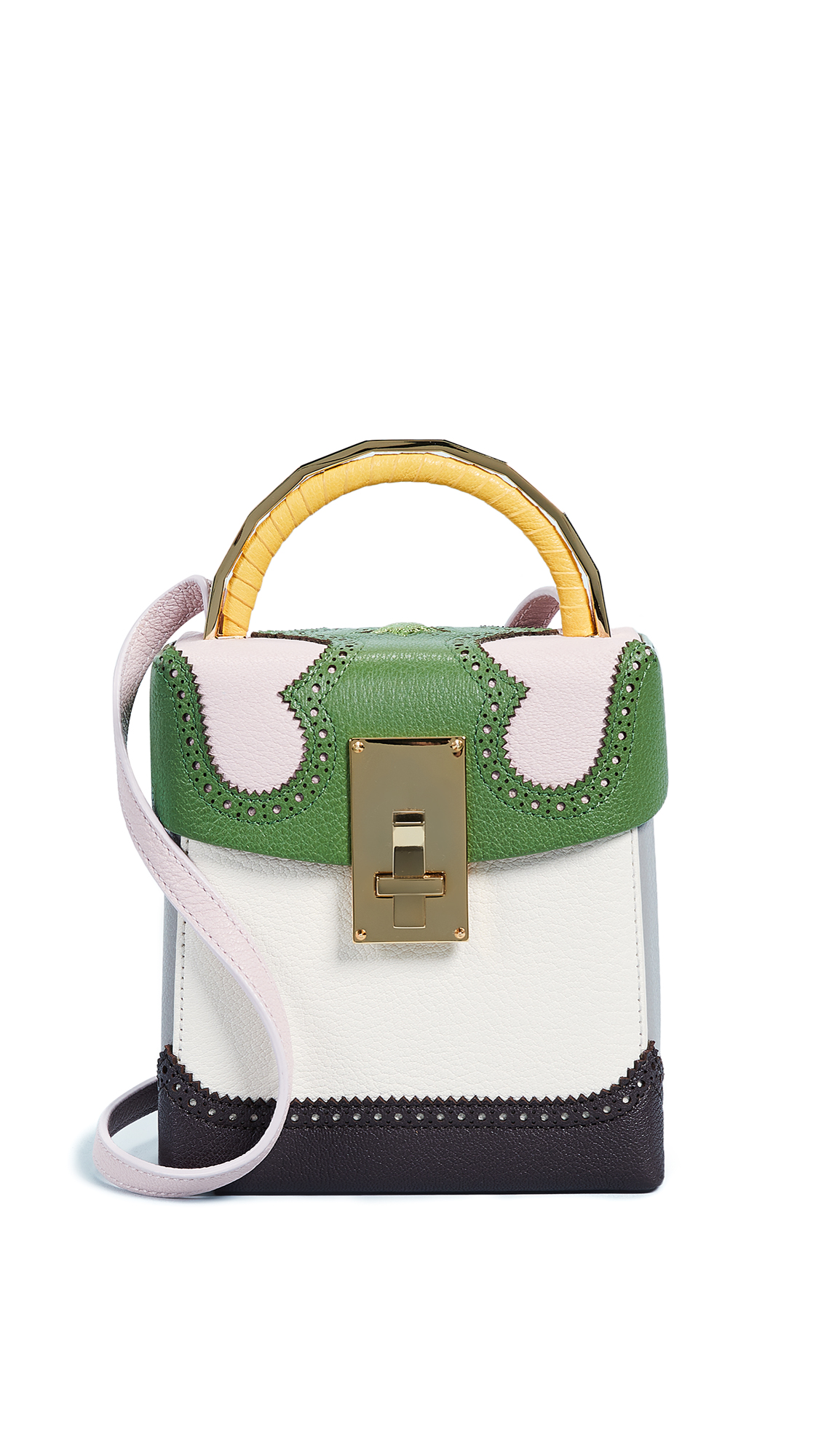 THE VOLON Alice Box Bag