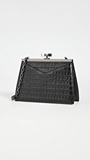 THE VOLON Chateau Small Frame Bag