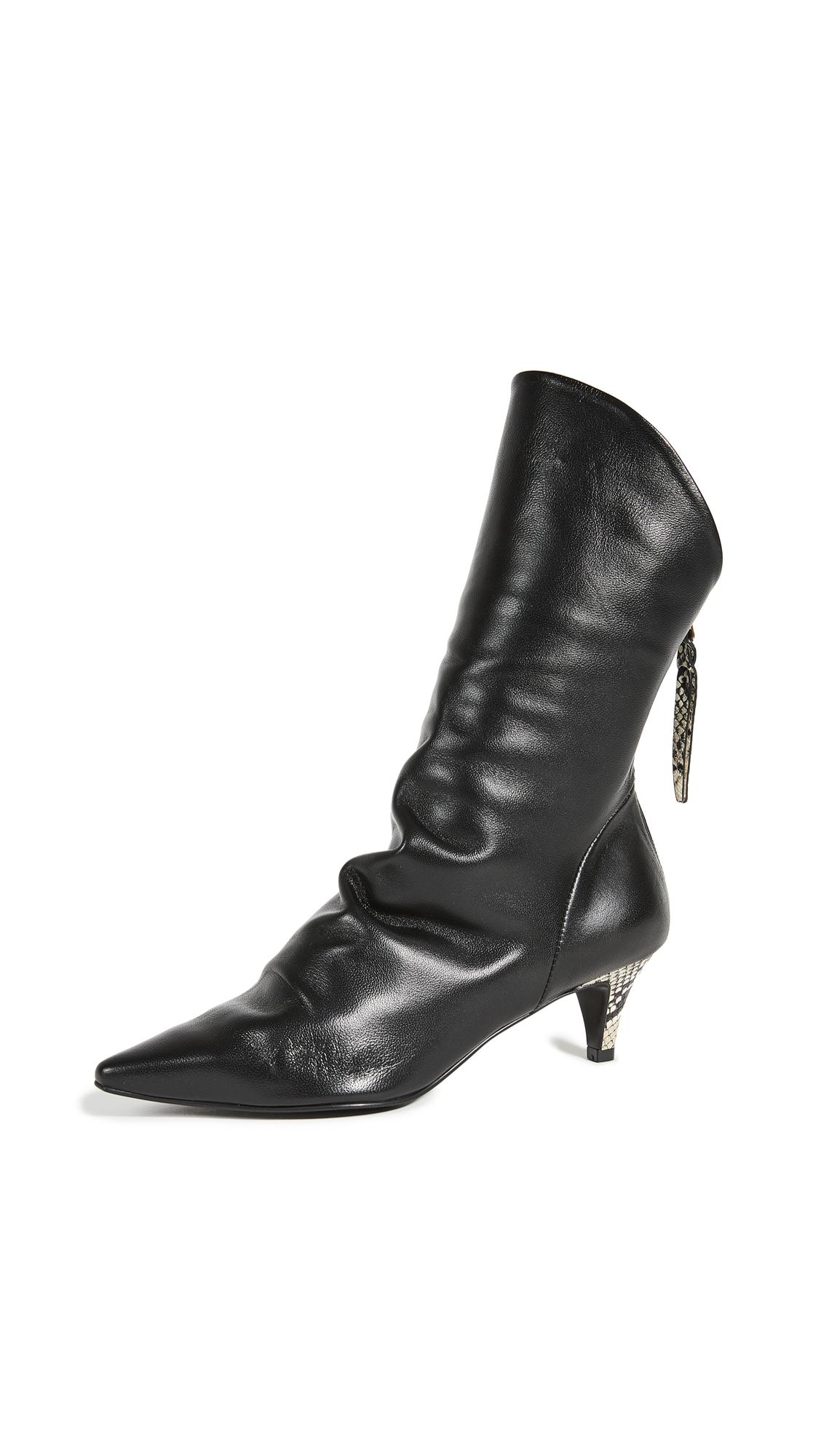 The Volon S.dico Layer Boots In Black