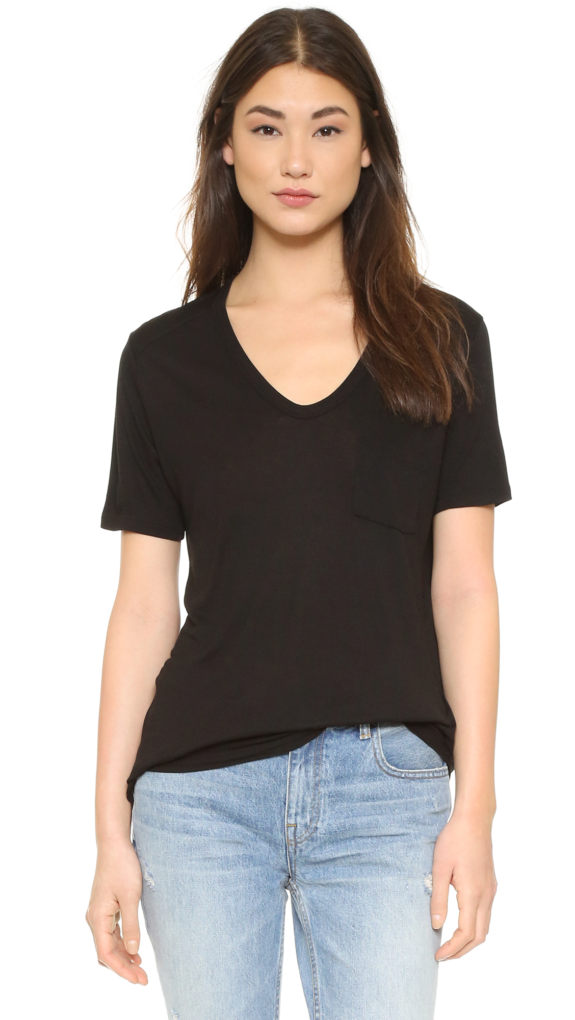8cc3c2283a97 alexanderwang.t Classic T Shirt with Pocket