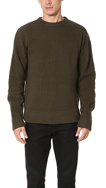 T by Alexander Wang Piped Sweater