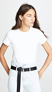 alexanderwang.t High Twist Cotton Jersey Boy Tee