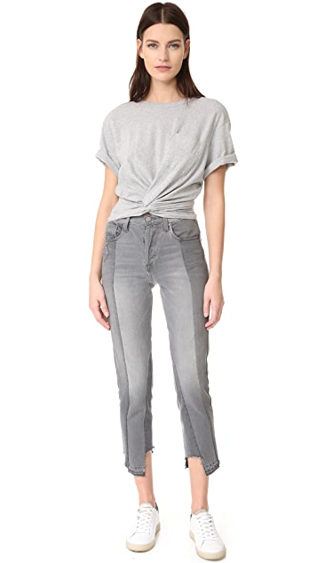 T by Alexander Wang Front Twist Tee