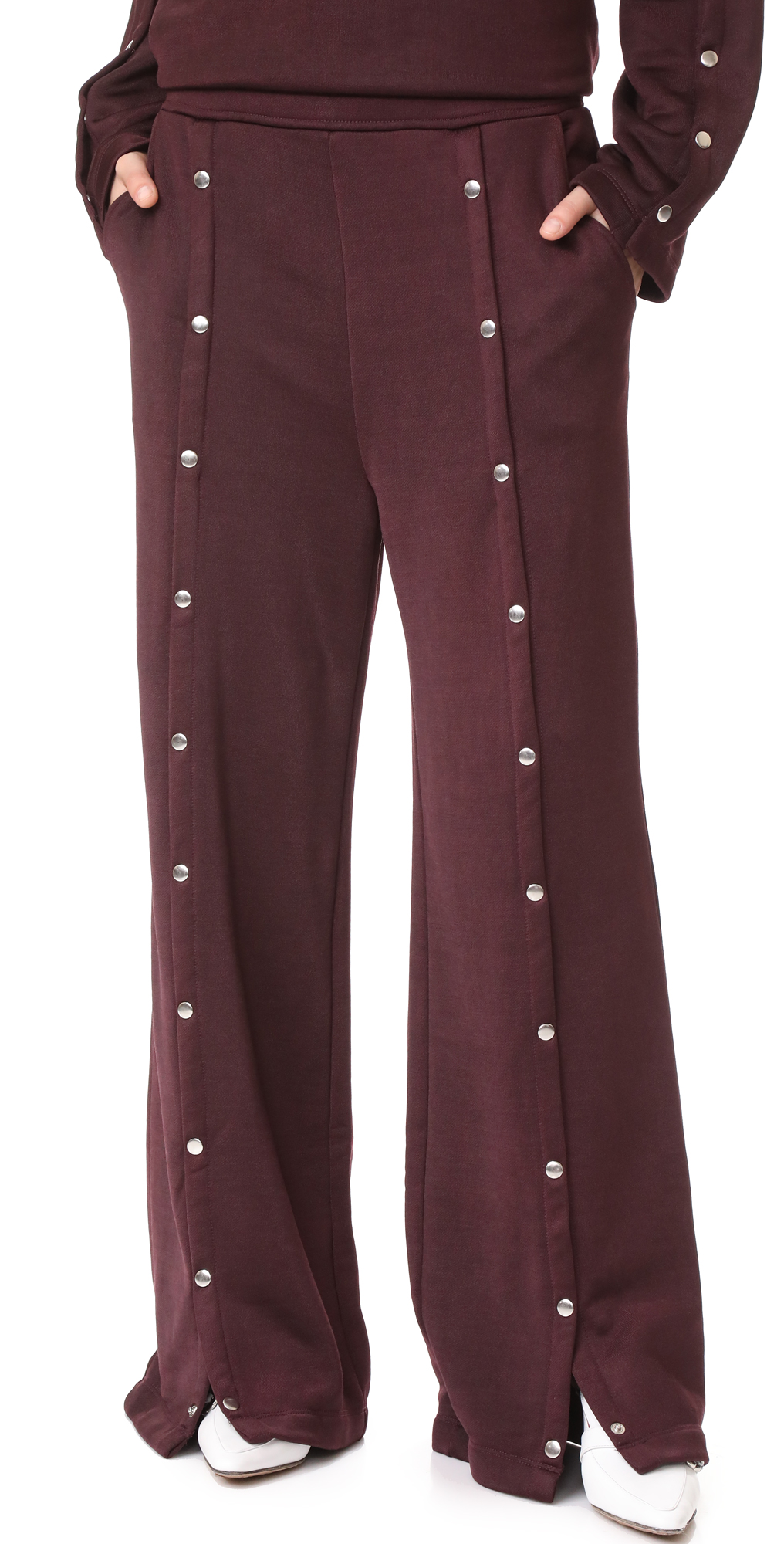 French Terry Track Pants T by Alexander Wang