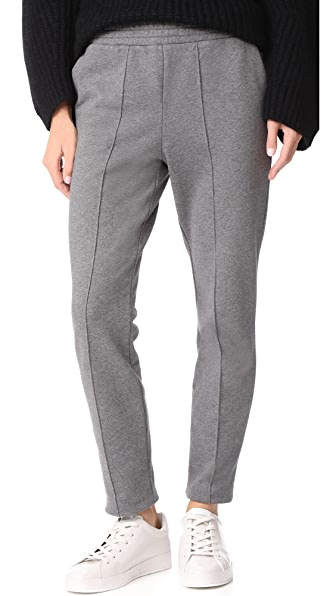 T by Alexander Wang Dry French Terry Pull On Sweats