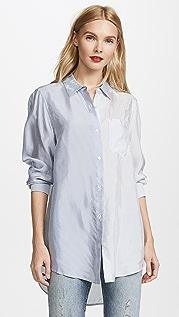 alexanderwang.t Long Sleeve Button Down Shirt
