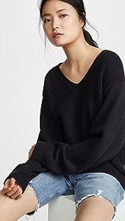 alexanderwang.t Utility V Neck Sweater