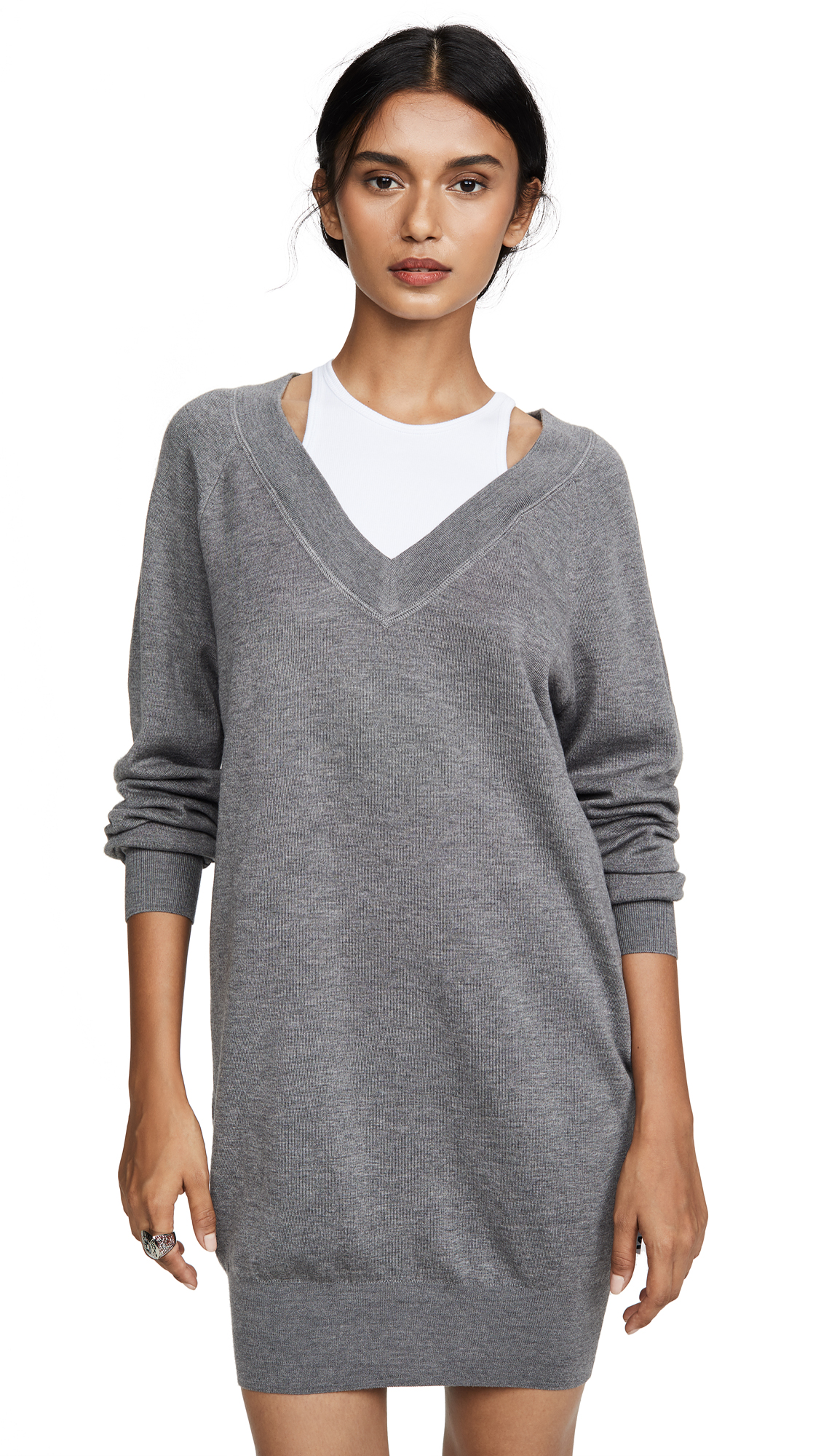 alexanderwang.t Bi-Layer Sweater Dress - 30% Off Sale