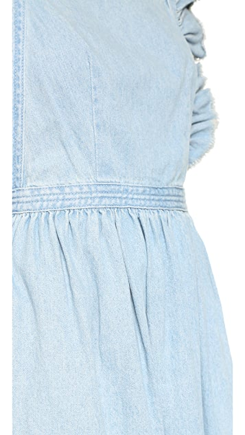 Ulla Johnson Ruth Pinafore Dress