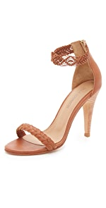 Manu Heel Sandals                Ulla Johnson