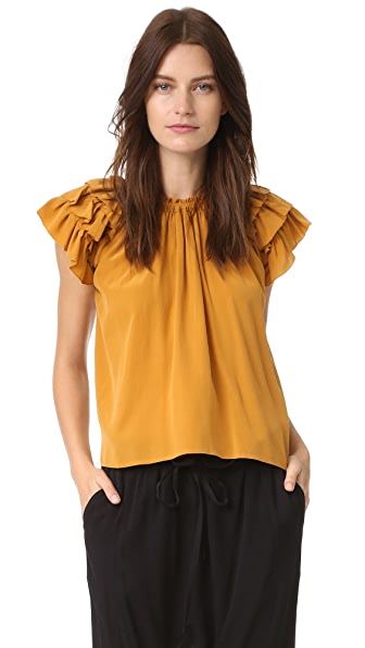Ulla Johnson Leoda Top