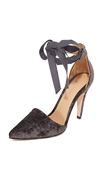 Ulla Johnson Kiki Pumps - Pewter